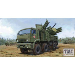 PKTM01060 Trumpeter 1:35 Scale Russian 72V6E4 Combat Vehicle of 96K6 Pantsir-S1 ADMGS