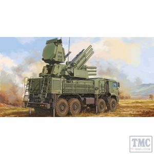 PKTM01061 Trumpeter 1:35 Scale Russian 72V6E4 Combat Unit of 96K6 Pantsir-S1 ADMGS w/RLM SO