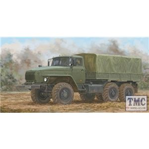 PKTM01072 Trumpeter 1:35 Scale Russian URAL-4320