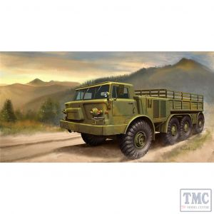 PKTM01073 Trumpeter 1:35 Scale Russian Zil-135