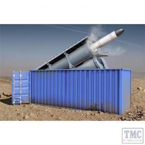 PKTM01076 Trumpeter 1:35 Scale 3M54 Club-K in 20ft Container w/ Kh-35UE