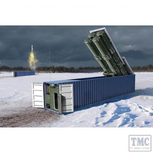 PKTM01077 Trumpeter 1:35 Scale 3M54 Club-K in 40ft Container