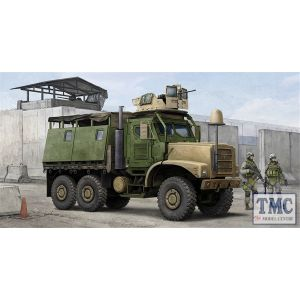 PKTM01080 Trumpeter 1:35 Scale US MK23 MTVR MAS Truck