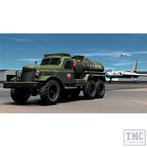 PKTM01102 Trumpeter 1:72 Scale Zil-157 Soviet Fuel Truck