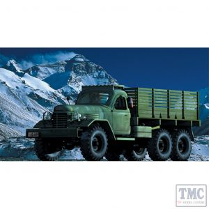 PKTM01103 Trumpeter 1:72 Scale Jiefang CA-30 Chinese Army Truck