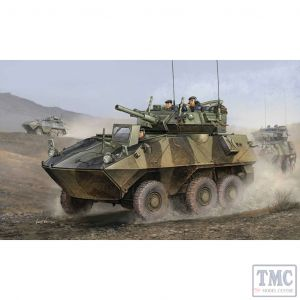 PKTM01501 Trumpeter 1:35 Scale Canadian Cougar 6x6 AVGP