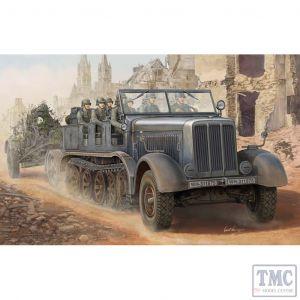 PKTM01583 Trumpeter 1:35 Scale SdKfz 8 Schwerer Zugkraftwagen 12t