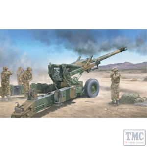 PKTM02306 Trumpeter 1:35 Scale M198 Medium Towed Howitzer Early