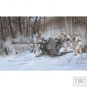 PKTM02310 Trumpeter 1:35 Scale FlaK37 3.7cm Anti-aircraft Gun