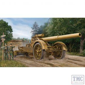 PKTM02314 Trumpeter 1:35 Scale 21cm Morser 18 Heavy Artillery