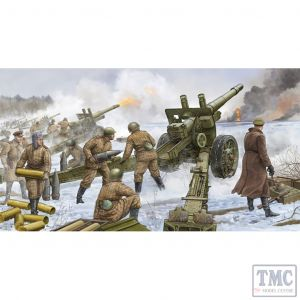 PKTM02315 Trumpeter 1:35 Scale ML-20 Mod 1937 152mm Howitzer