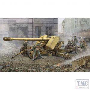 PKTM02317 Trumpeter 1:35 Scale PaK44 German 128mm (Krupp)