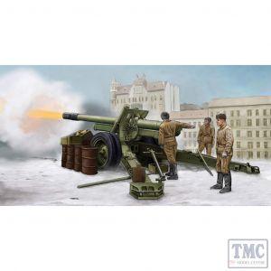PKTM02323 Trumpeter 1:35 Scale ML-20 152mm Soviet Howitzer Mod 1937