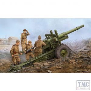 PKTM02324 Trumpeter 1:35 Scale ML-20 152mm Soviet Howitzer w/ M-46 Carriage