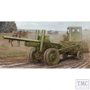 PKTM02325 Trumpeter 1:35 Scale A-19 Mod 1931/37 Soviet 122mm Artillery