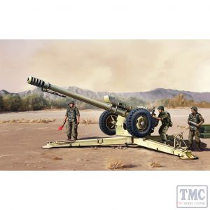 PKTM02328 Trumpeter 1:35 Scale D-30 122mm Soviet Howitzer Early