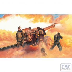 PKTM02334 Trumpeter 1:35 Scale D-74 122mm Soviet Field Gun