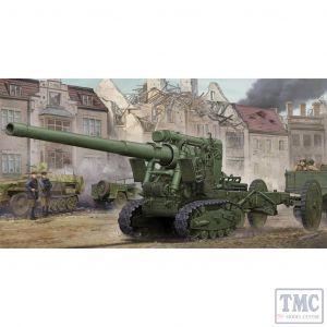 PKTM02338 Trumpeter 1:35 Scale BR-2 Mod 1935 152mm Soviet Gun