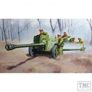 PKTM02340 Trumpeter 1:35 Scale PLA Type 56 Divisional Gun