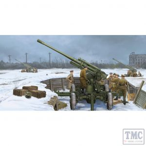 PKTM02341 Trumpeter 1:35 Scale 52-K Mod 1939 85mm Soviet Air Defence Gun Early