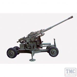 PKTM02349 Trumpeter 1:35 Scale Soviet 100mm Air Defence Gun KS-19M2
