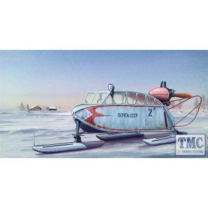 PKTM02355 Trumpeter 1:35 Scale Soviet NKL-6 Aerosan
