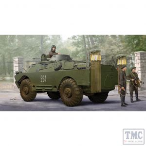 PKTM05513 Trumpeter 1:35 Scale Russian NBC (Early)