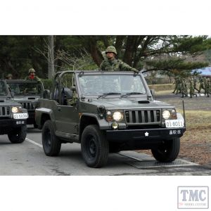 PKTM05520 Trumpeter 1:35 Scale Japanese Type 73 Jeep