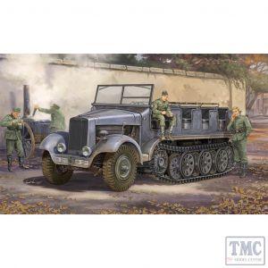PKTM05530 Trumpeter 1:35 Scale SdKfz 6 Half-track Tractor Pionierausfuhrun