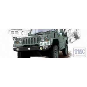 PKTM05572 Trumpeter 1:35 Scale JGSDF Type 73 Light Truck Improved Version