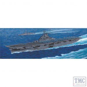 PKTM05602 Trumpeter 1:350 Scale USS Essex CV-9
