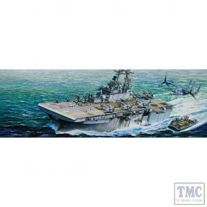 PKTM05611 Trumpeter 1:350 Scale USS Wasp LHD-1