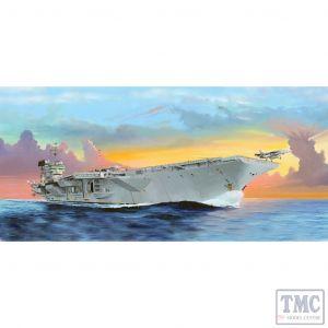 PKTM05619 Trumpeter 1:350 Scale USS Kitty Hawk CV-63