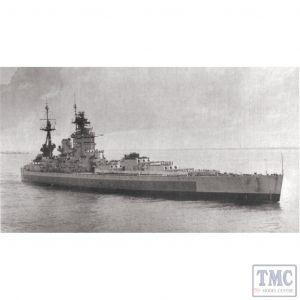 PKTM05625 Trumpeter 1:350 Scale HMS Nelson 1944