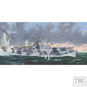 PKTM05627 Trumpeter 1:350 Scale German Navy Aircraft Carrier DKM Graf Zeppelin