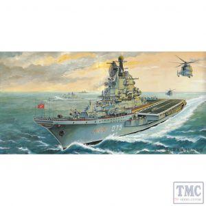 PKTM05704 Trumpeter 1:700 Scale USSR Kiev (w/ waterline & full hull)