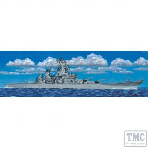 PKTM05705 Trumpeter 1:700 Scale USS Missouri BB-63 (1991)