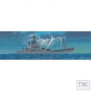 PKTM05706 Trumpeter 1:700 Scale USS Wisconsin BB-64 (1991)