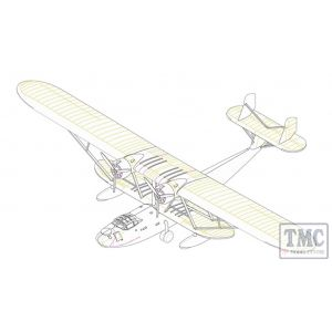 PKTM06285 Trumpeter 1:350 Scale Consolidated P2Y (qty 6)