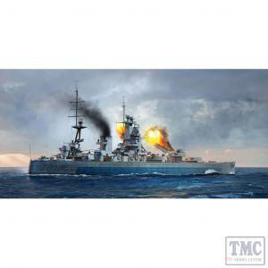 PKTM06717 Trumpeter 1:700 Scale HMS Nelson 1944