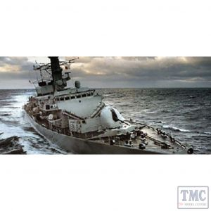 PKTM06721 Trumpeter 1:700 Scale HMS Westminster F237 Type 23 Frigate