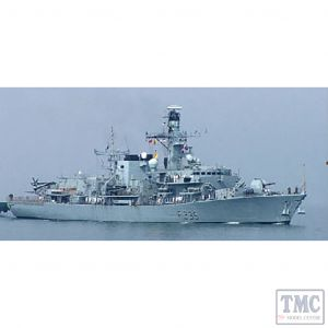 PKTM06722 Trumpeter 1:700 Scale HMS Monmouth F235 Type 23 Frigate