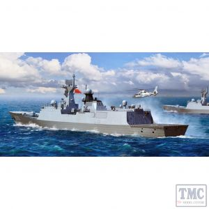 PKTM06727 Trumpeter 1:700 Scale PLA Navy Type 054A FF