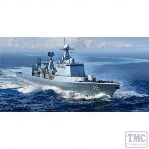PKTM06731 Trumpeter 1:700 Scale PLA Navy Type 051C Destroyer