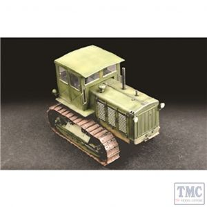 PKTM07111 Trumpeter 1:72 Scale Russian ChTZ S-65 Tractor with Cab