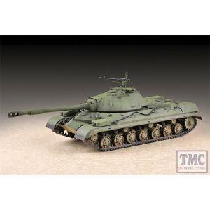 PKTM07153 Trumpeter 1:72 Scale Soviet T-10A Heavy Tank