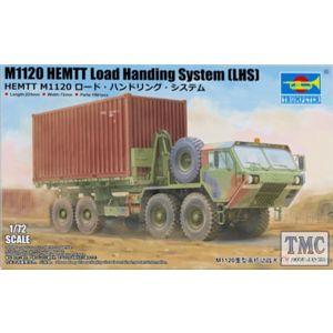 PKTM07175 Trumpeter 1:72 Scale M1120 HEMTT Load Handing System (LHS