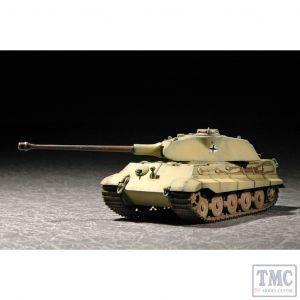 PKTM07202 Trumpeter 1:72 Scale King Tiger Porsche Turret