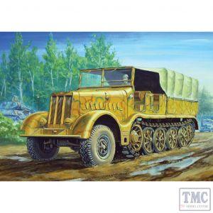 PKTM07203 Trumpeter 1:72 Scale SdKfz 9 FAMO German 18 ton Half-track
