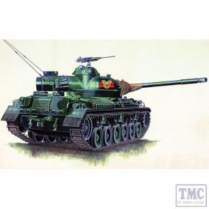 PKTM07217 Trumpeter 1:72 Scale Type 61 JapaneseTank